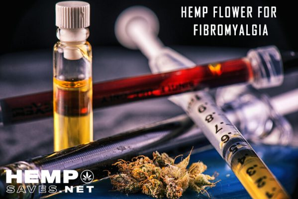 Hemp flower for fibromyalgia