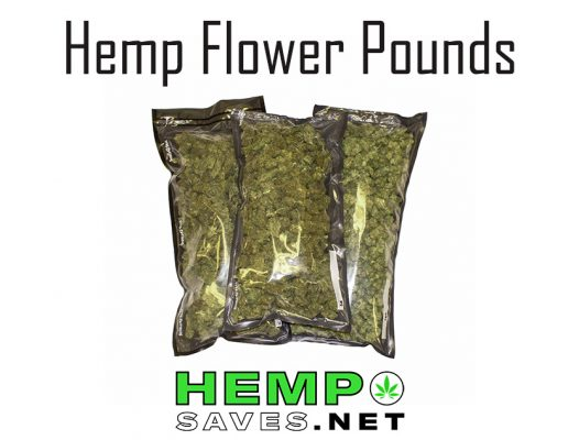 Hemp Flower Pounds