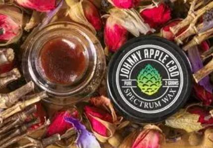 johnny apple cbd vape review