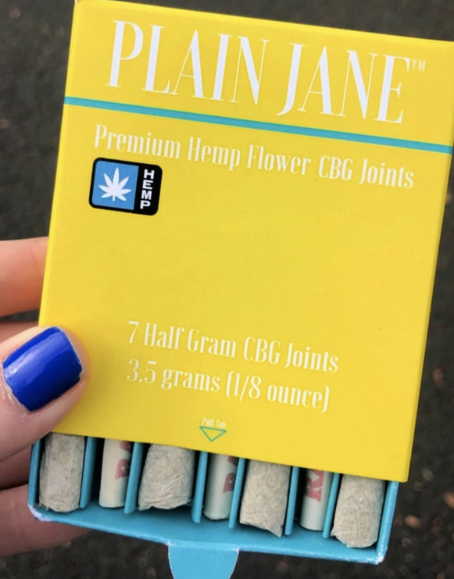 Plain Jaine Pre Roll