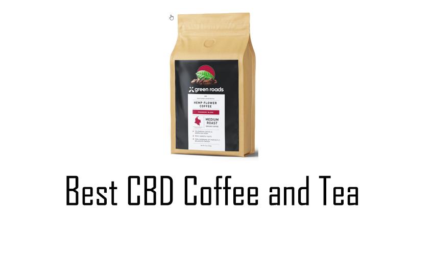 Best CBD Coffee and Tea