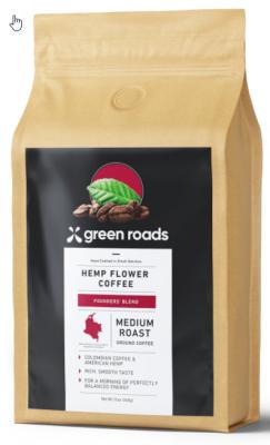 kickback cbd coffee review
